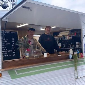 Neat Street Coffee Co van