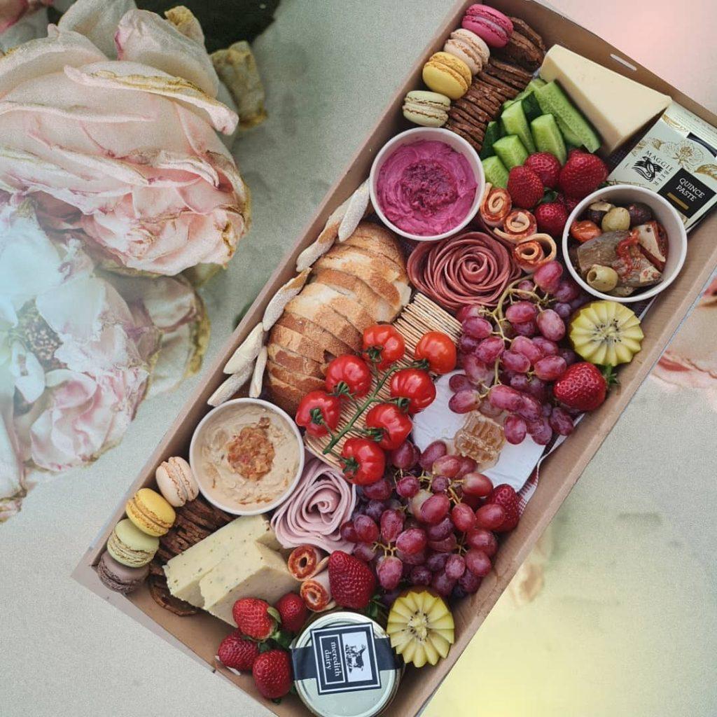 Premium Platters boxed