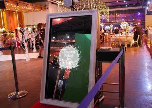 R&L Magical Moments mirror