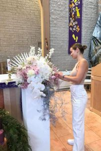 RoseMary Florist ceremony