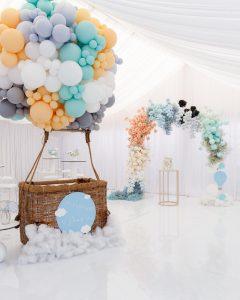 Sass Events balloons