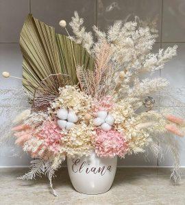 Siyah & Co Floral Arrangements baby shower