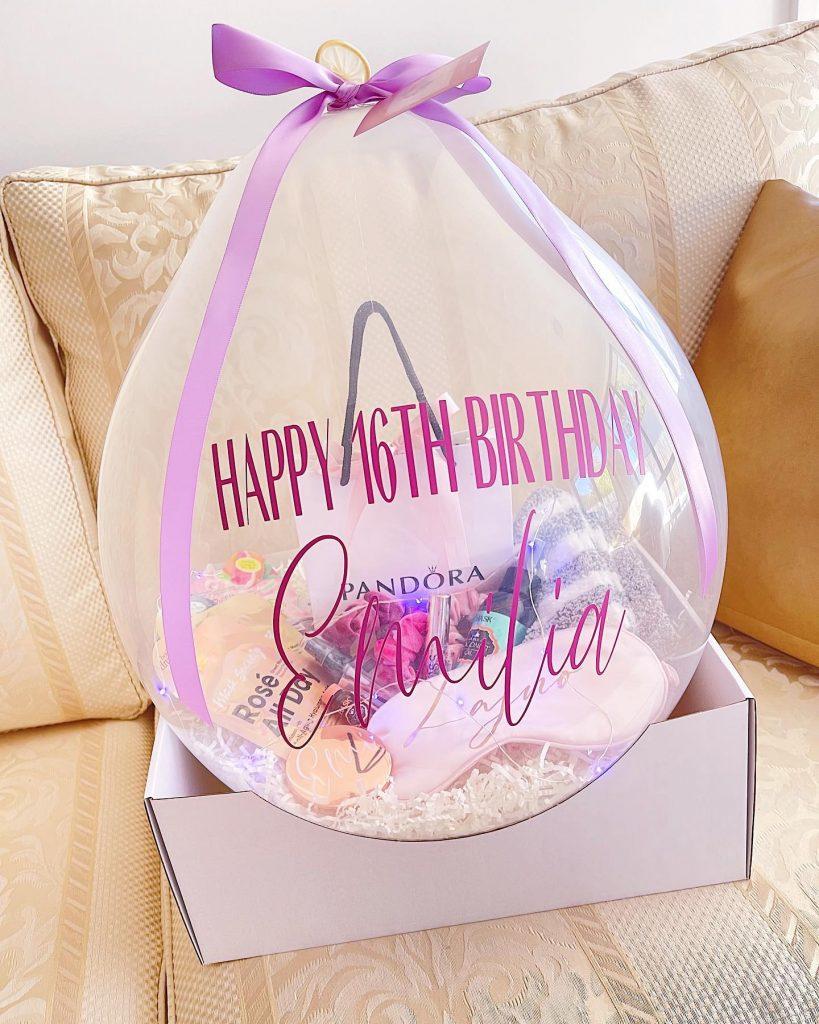 Stuff My Balloon 16th