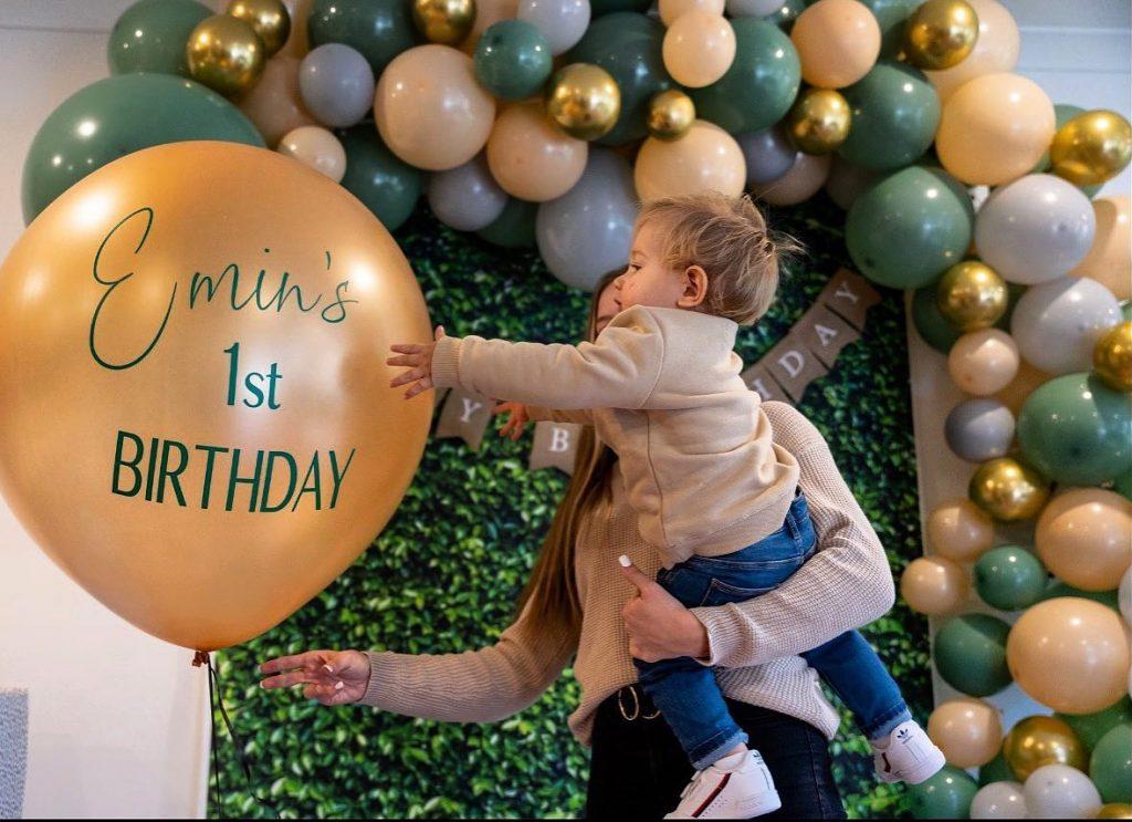 Stuff My Balloon 1st