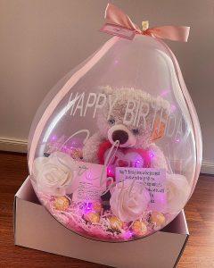 Stuff My Balloon birthday