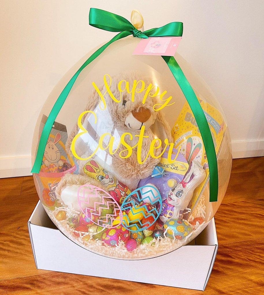 Stuff My Balloon Easter