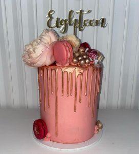 Sweet Cakes Sydney 18th
