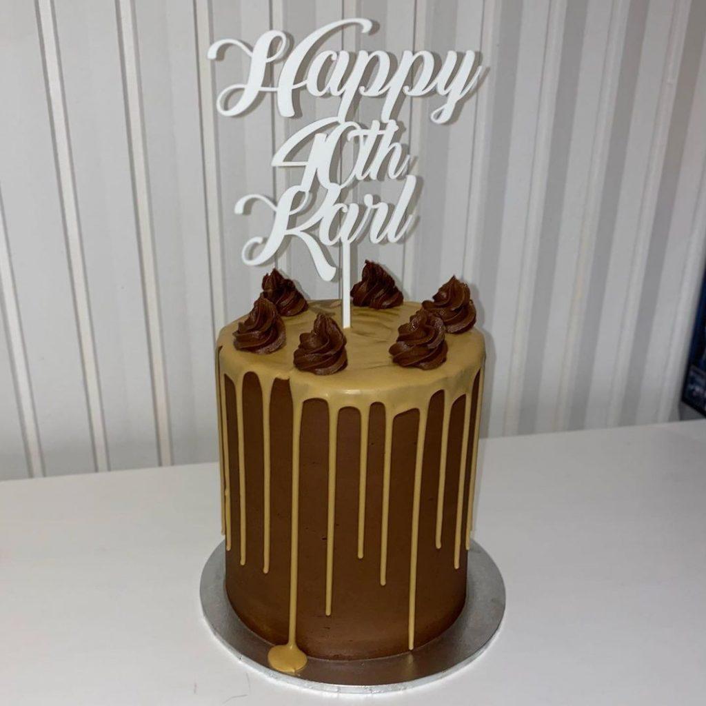 Sweet Cakes Sydney 40th