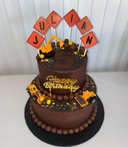 Sweet Cakes Sydney construction