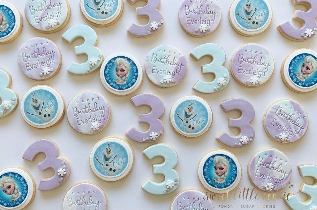 Sweet Little Cookie Frozen