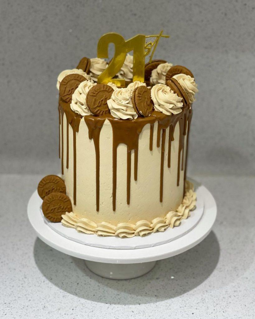 Sweet Luscious Cakes 21st