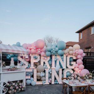 Sydney Prop Hire spring fling