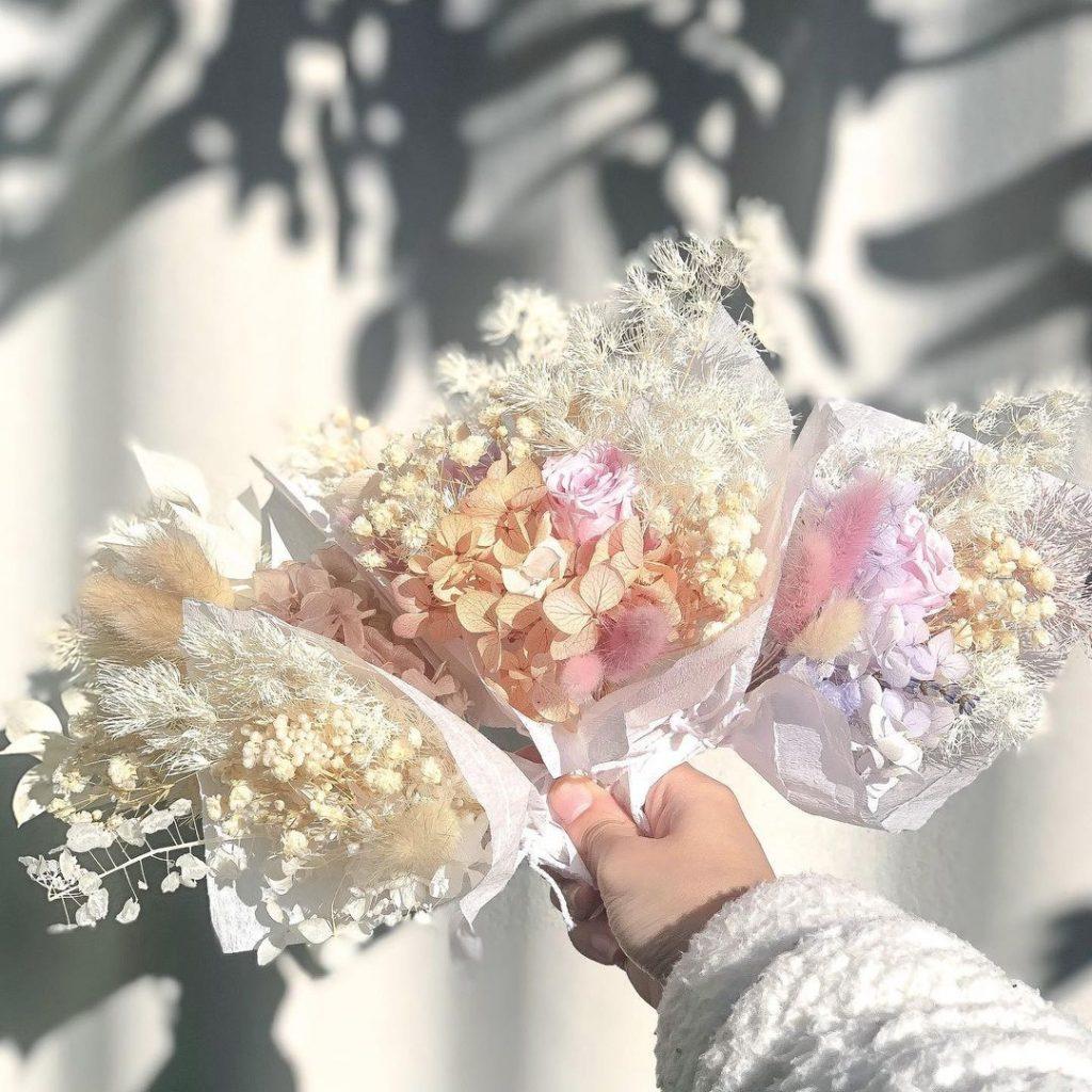 Tfloristry mini bouquets