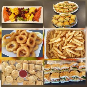 That's Amore Catering kid's party