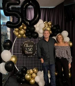 The Balloon Lady 50th