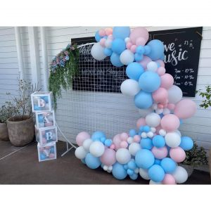 The Balloon Lady baby