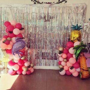 The Balloon Lady summer
