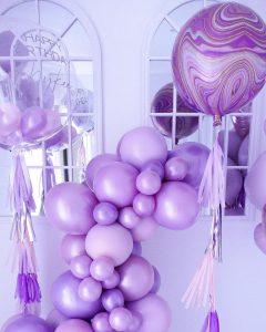 The Balloon Muse birthday