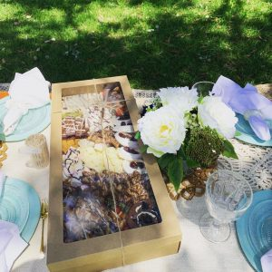 The Grazing Table picnic