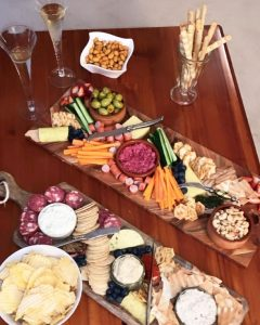 Young's Grazing Platters double