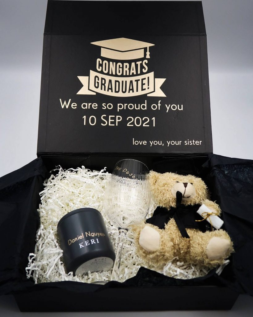 Your Lux Gifts graduate