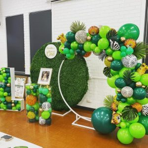 ABC Events & Balloons jungle