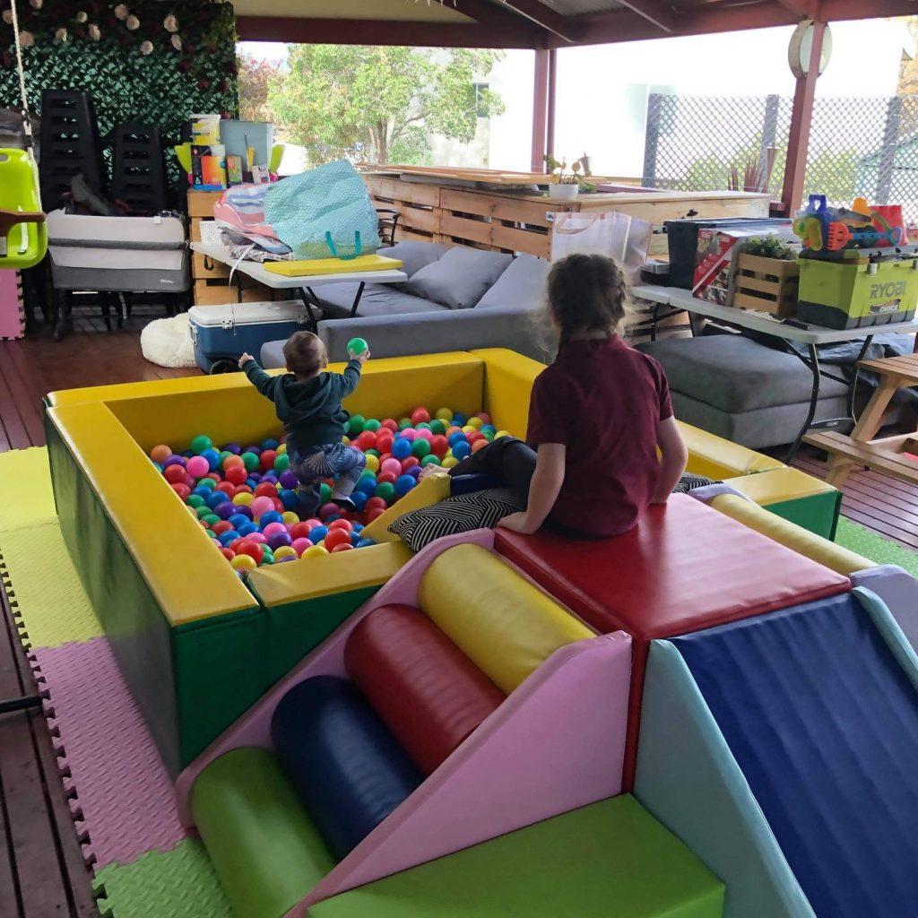 ABC Kids Play Zone ball pit