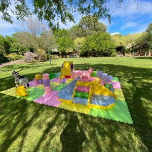ABC Kids Play Zone outdoors