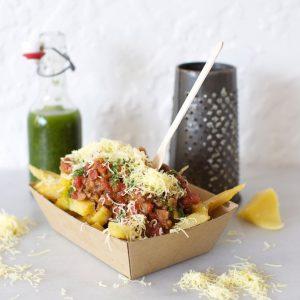Agape Organic toppings