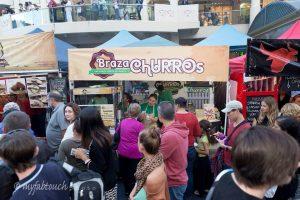 Braza Churros busy night