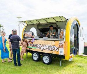 Braza Churros truck
