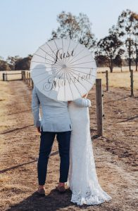 Chamoré Creations just married