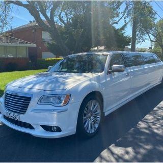 Chrysler Wedding Cars Sydney