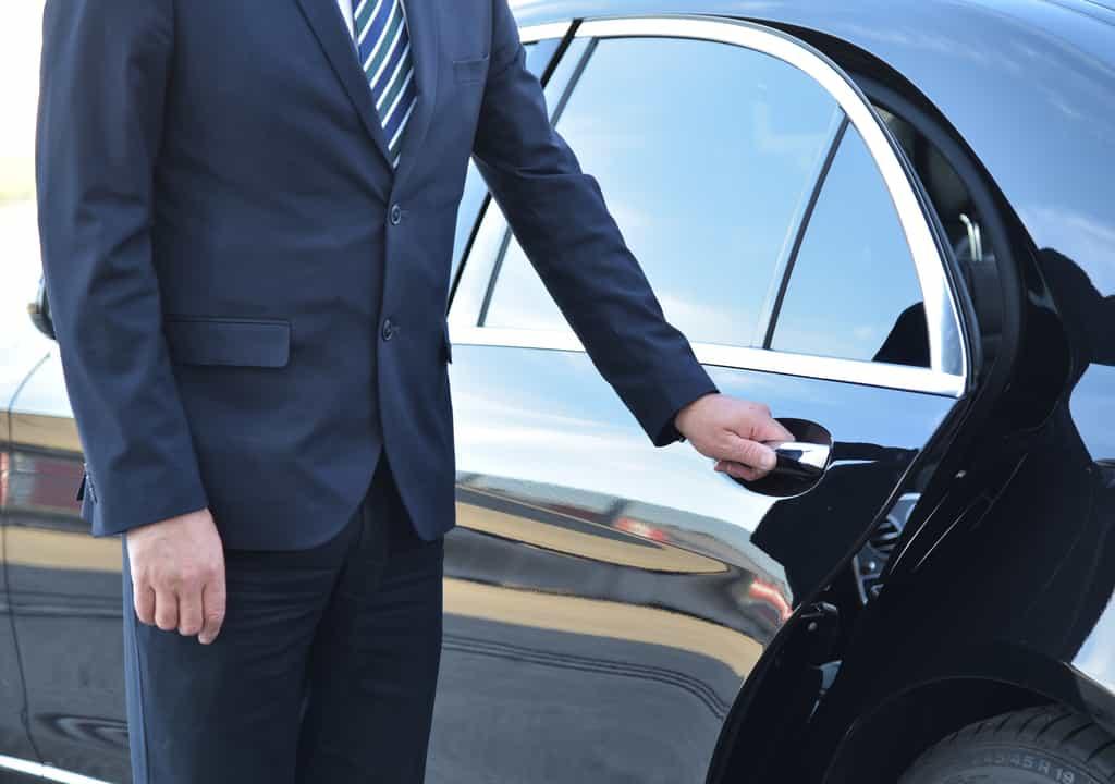 Friendly Transfers chauffeur
