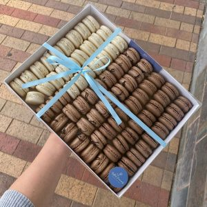 Gifted Moments macarons