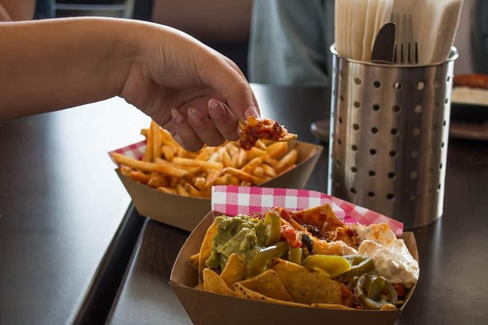 Justchillin Van nacho