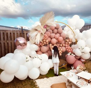 Lemana Events balloons