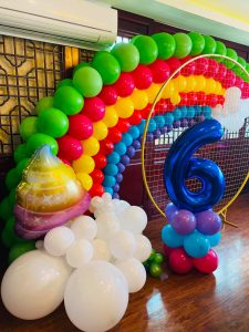 Lemana Events rainbow