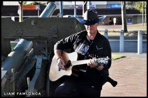 Logan Hunter Music guitar