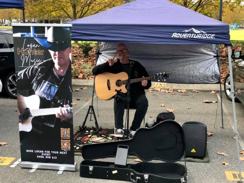 Logan Hunter Music markets