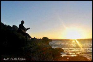 Logan Hunter Music seaside