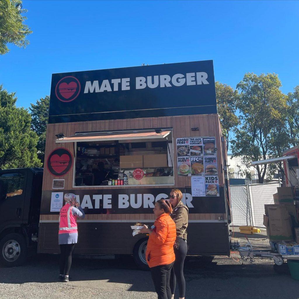 Mate Burger Food Truck food truck