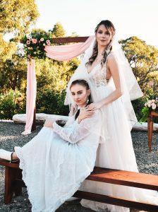 Rose Social brides