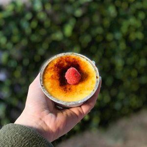 Torch Me Crème Brûlée markets
